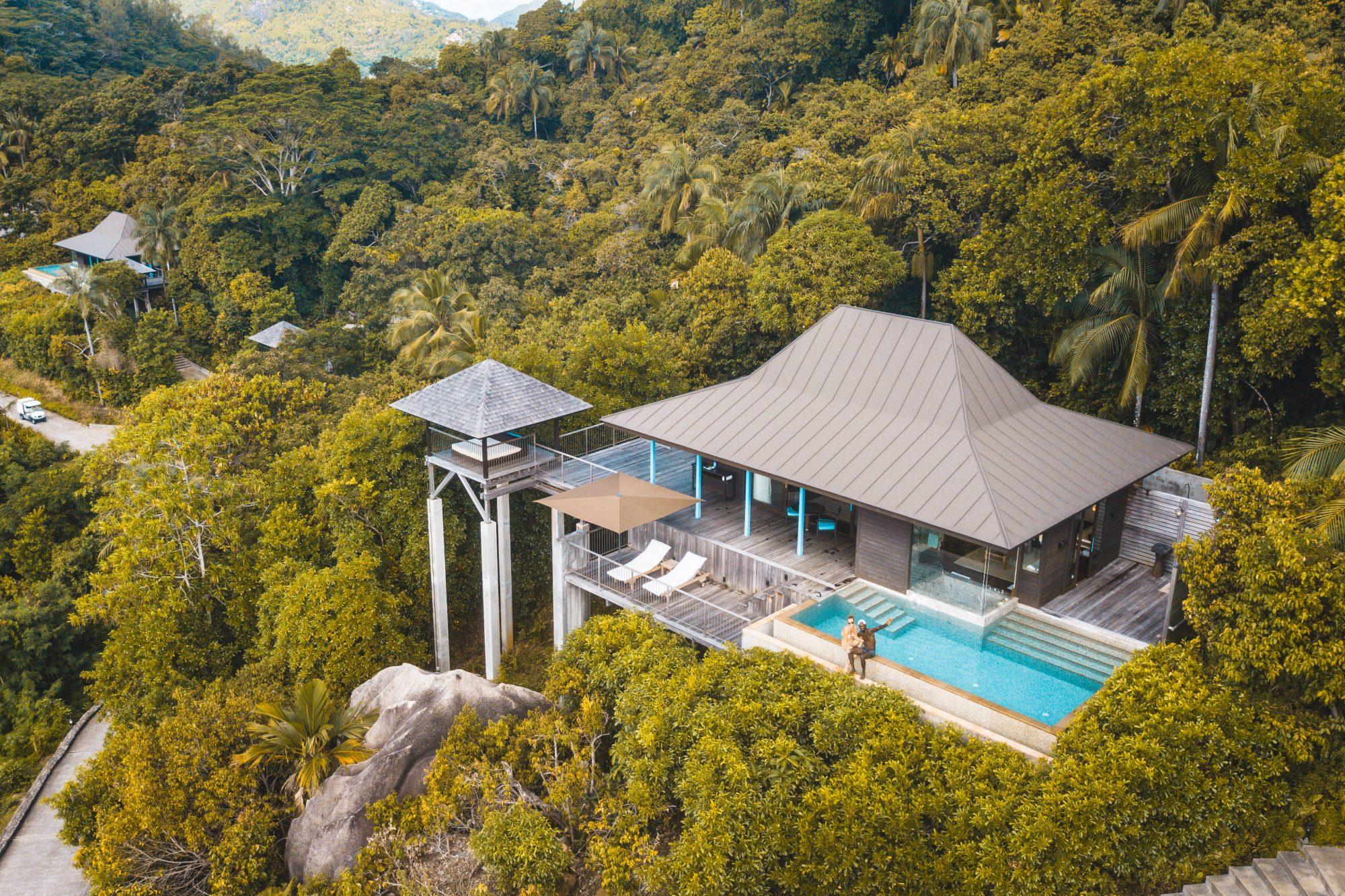Four Seasons Resort Mahe Seychellen