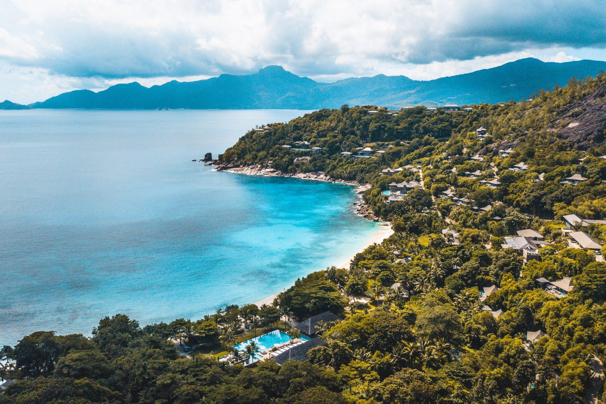Four Season Resort Mahé Seychellen, Resort Seychellen