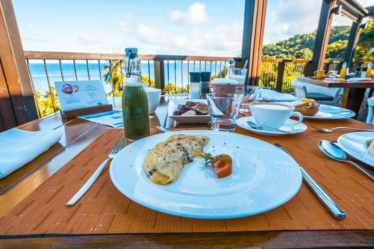Four Seasons Resort Mahe Seychellen, die Lage