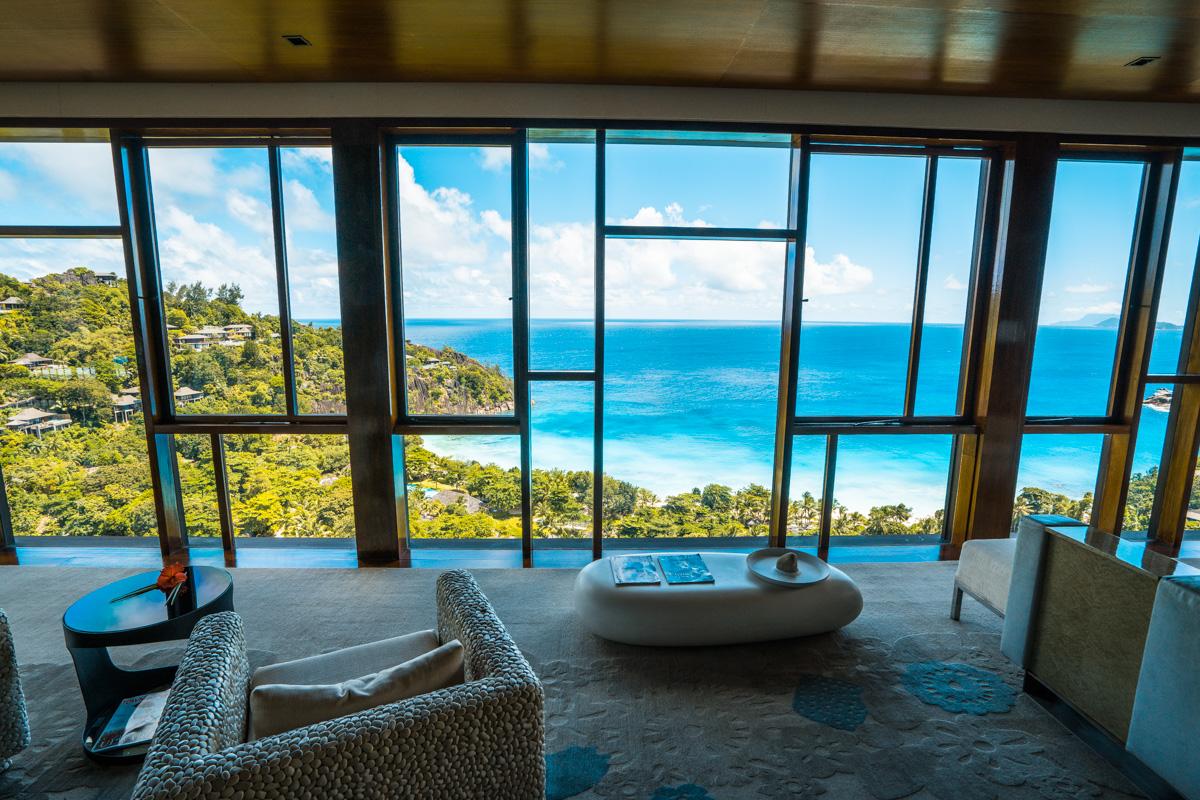 Four Season Resort Mahé Seychellen Spa