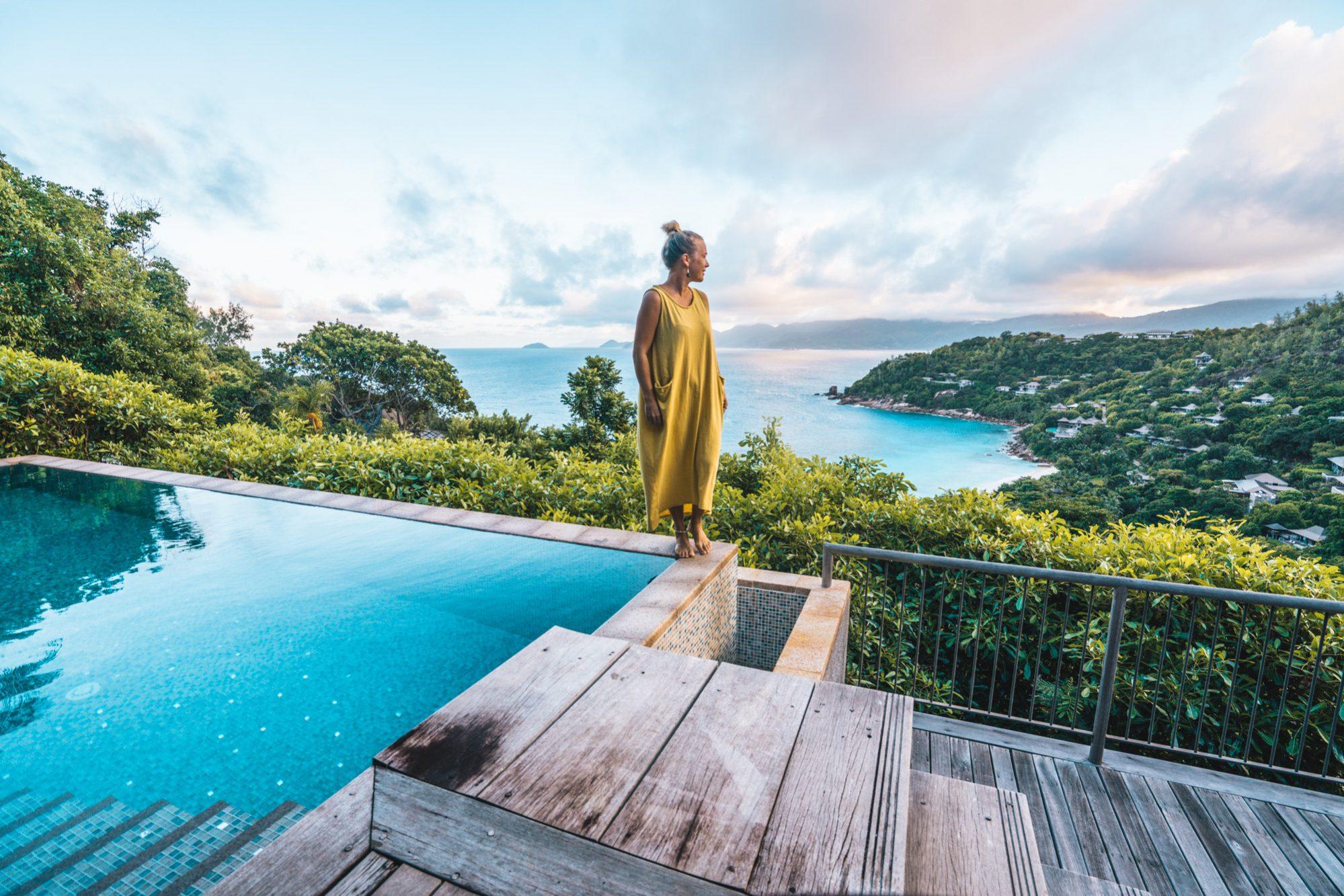 Four Seasons Seychellen Mahé, Reisebericht, Hoteltest