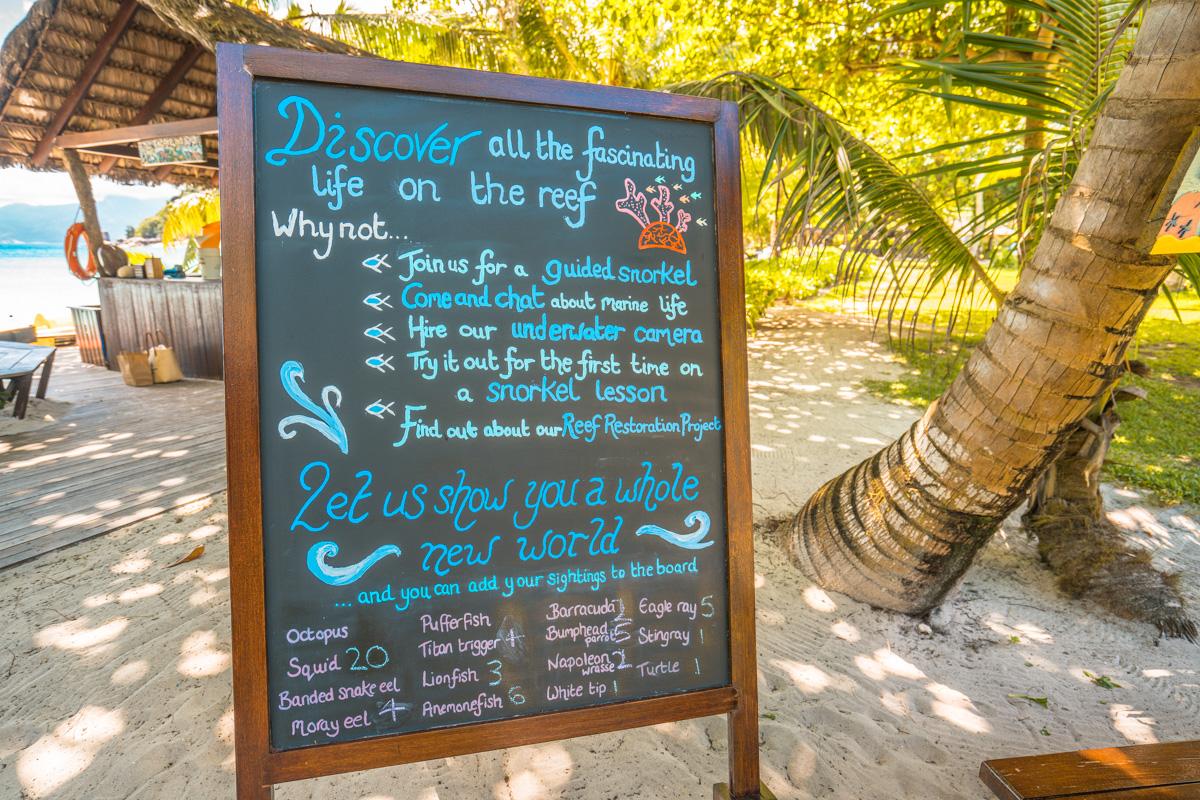Wise Oceans Seychellen