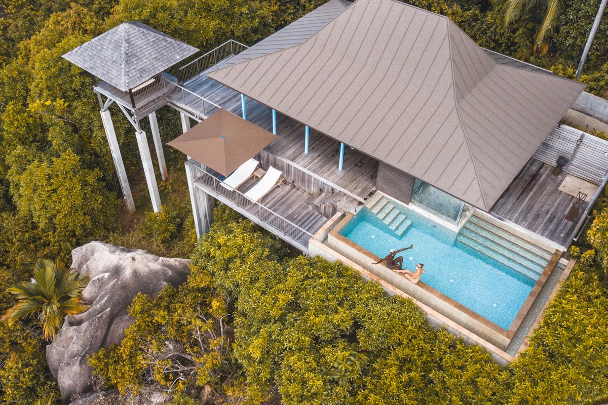 Four Seasons Seychellen Resort, Mahe