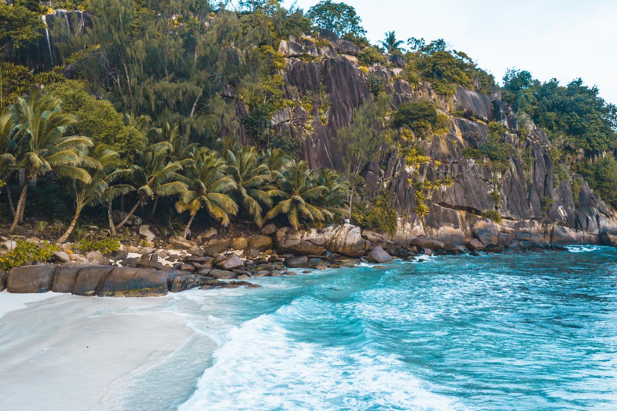 Four Seasons Seychellen, Mahé, Hotels Seychellen, Petite Anse