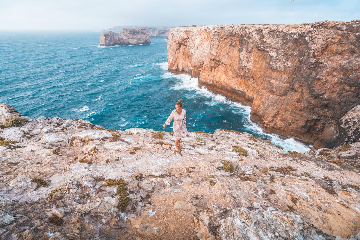 Cabo de São Vicente, Sagres, Algarve Tipps, Highlights