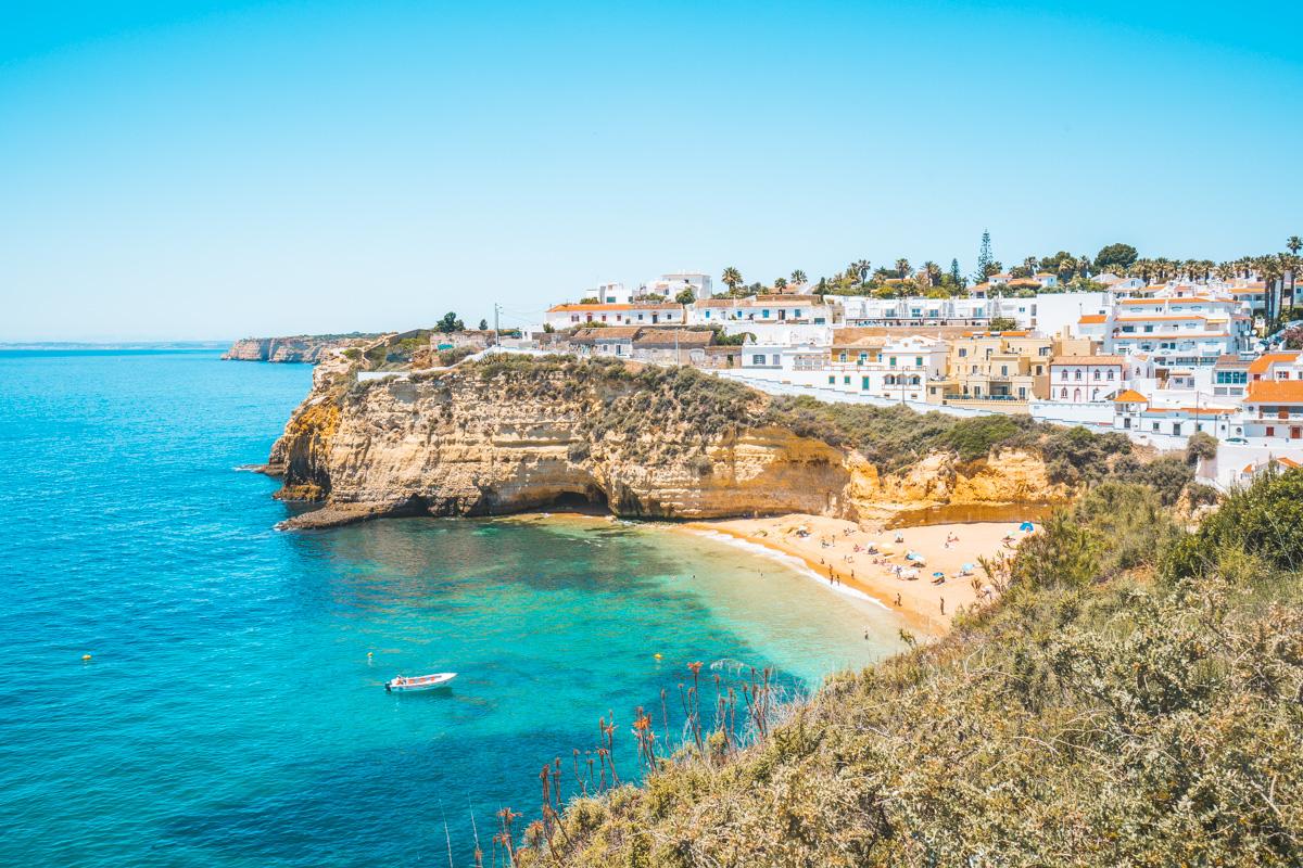 Algarve Tipps, Carvoeiro, Interessante Orte, Highlights