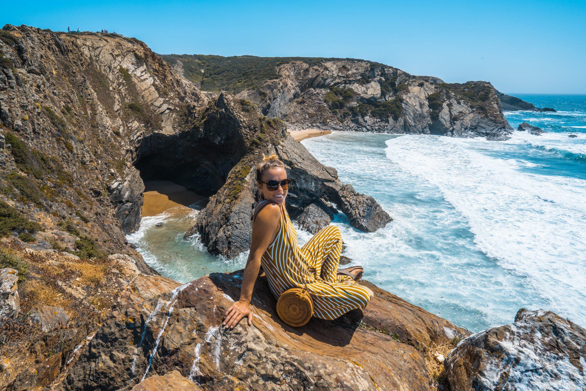 Praia de Odeceixe, Schönsten Strände in Portugal, Algarve Tipps