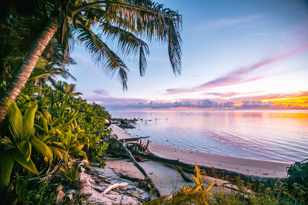 Alphonse Seychellen, Outer Islands, Atoll