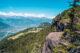 Wanderung zum Knottnkino, Tipps Lana, Südtirol, Wandern