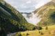 Rableid Alm im Pfossental, Schnalstal, Ausflug von Lana, Südtirol