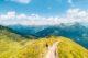 Wanderung zum Stubnerkogel, Tischkogel, Gasteinertal, Österreich